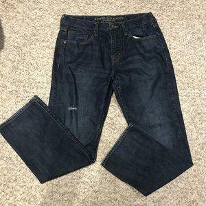 American Eagle Original Straight Dark Jeans 32x30